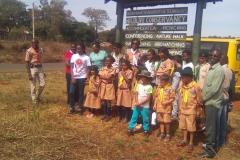 German School, Nairobi visits DeKUT Conservancy